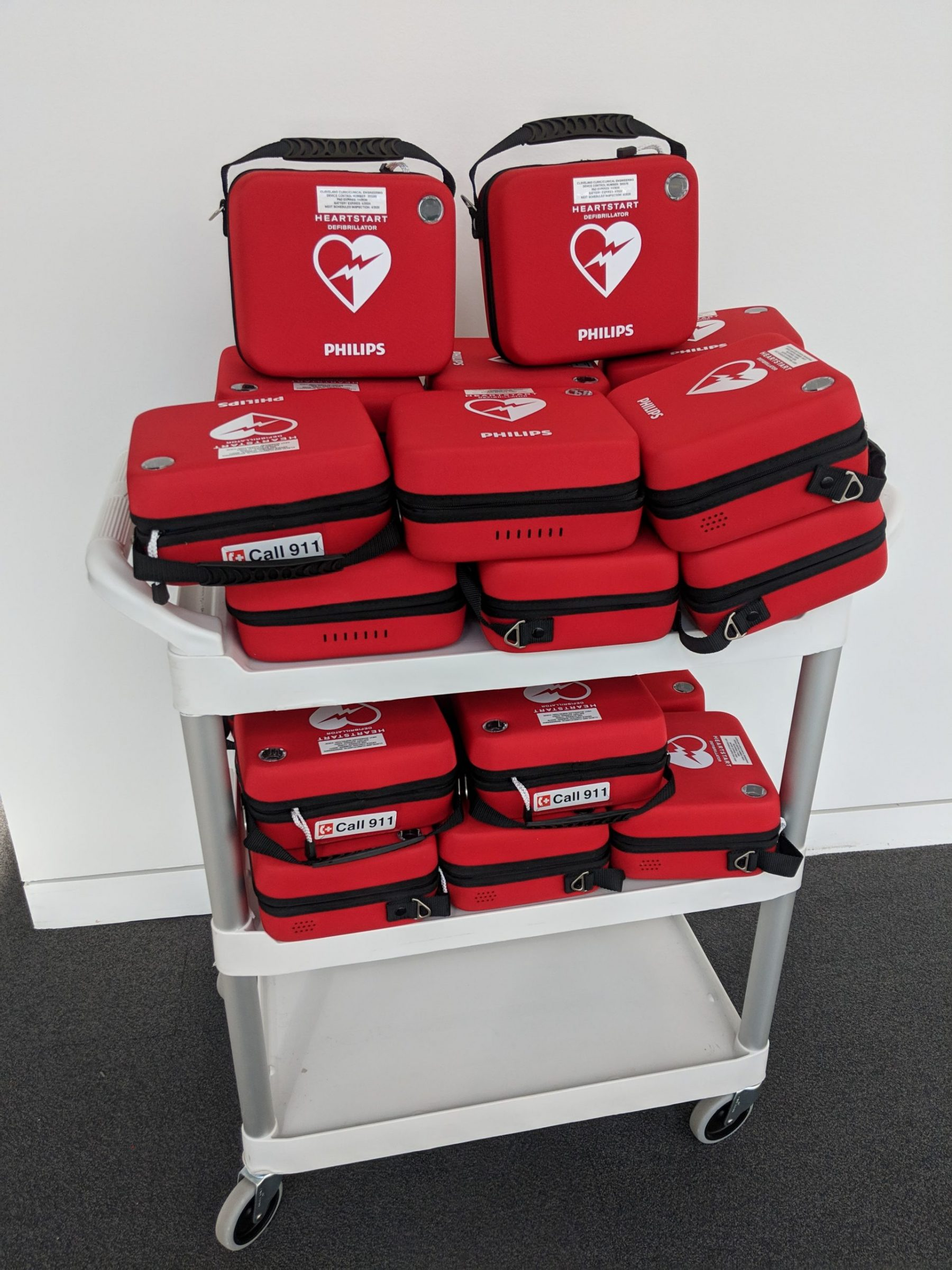 AED Defibrillators