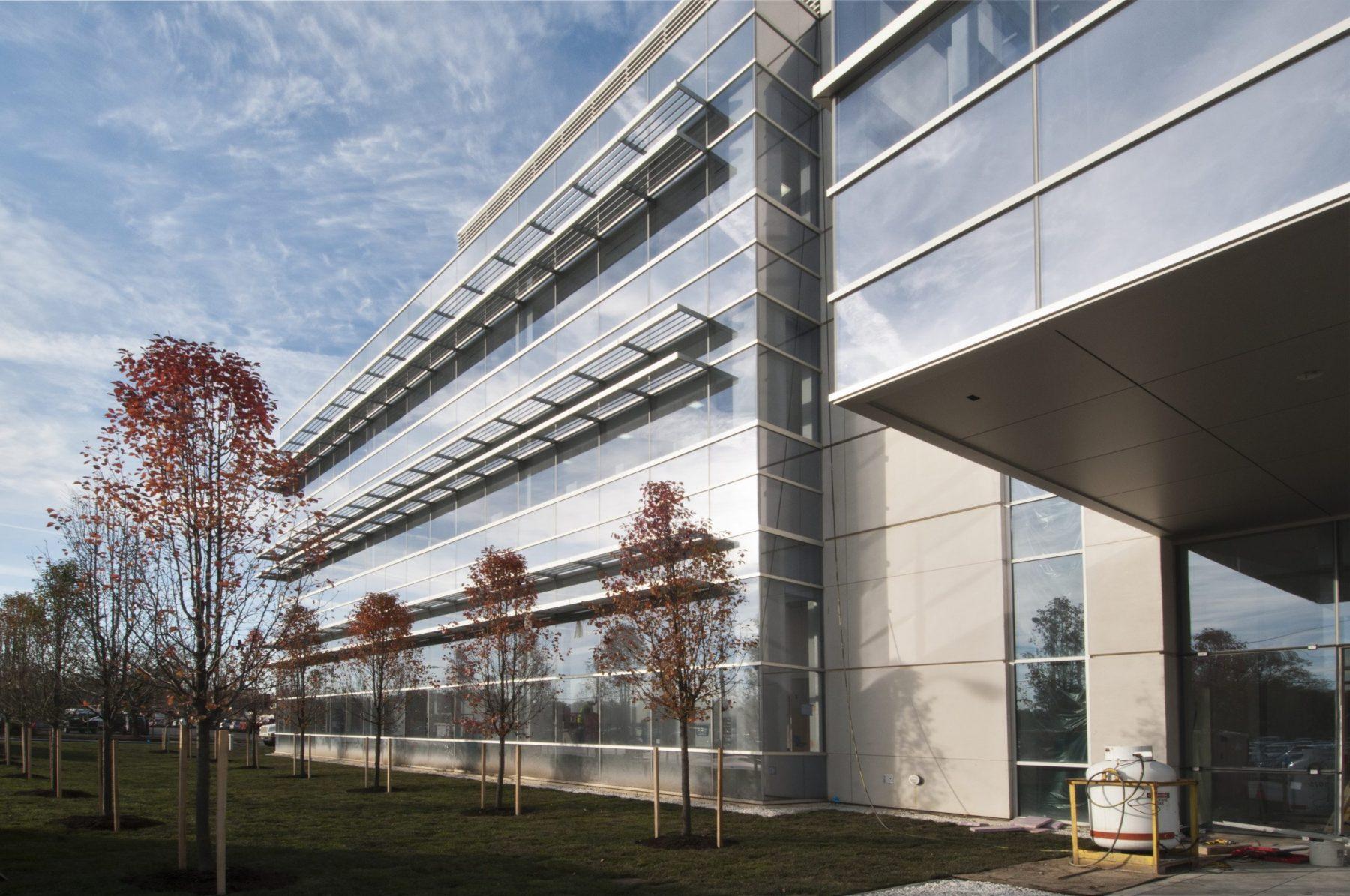 Lab Med Building LL Building PLMI Willams