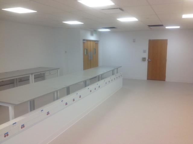 Flow Lab new temporary location