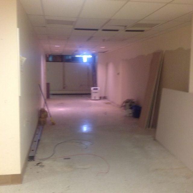 PLMI 3rd floor Flow Lab after