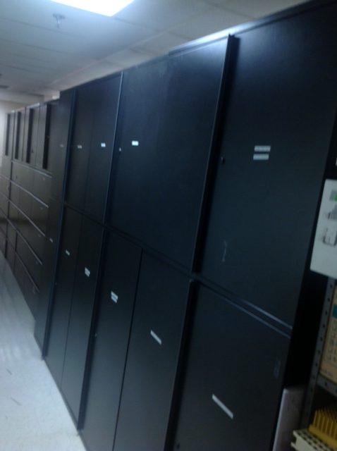 PLMI 3rd floor corridor before