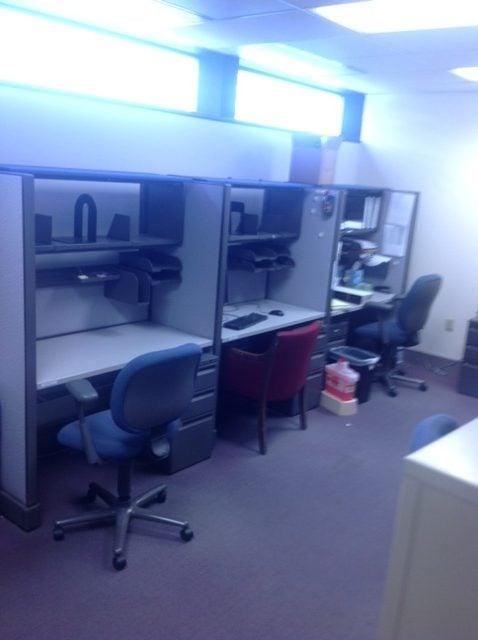 PLMI 3rd floor offices before