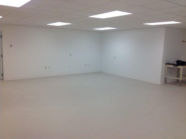 PLMI First floor warehouse area