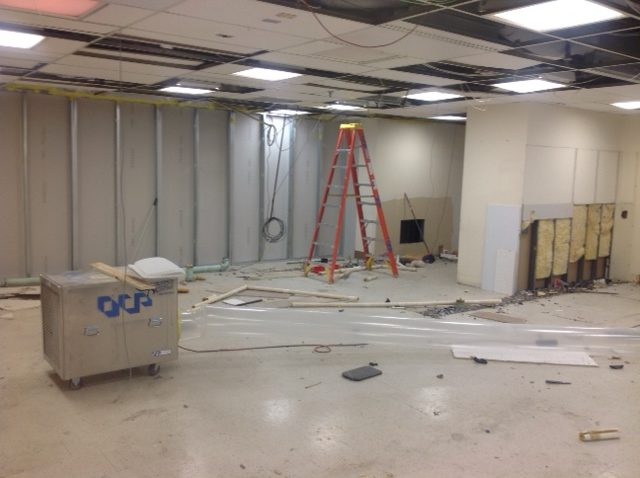 Phase 3 decommission of RSD space