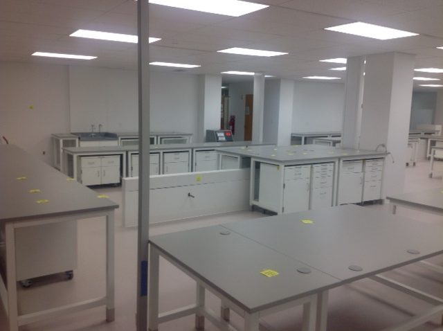 flow lab before move in
